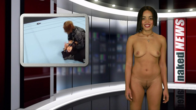 Naked news audition videos