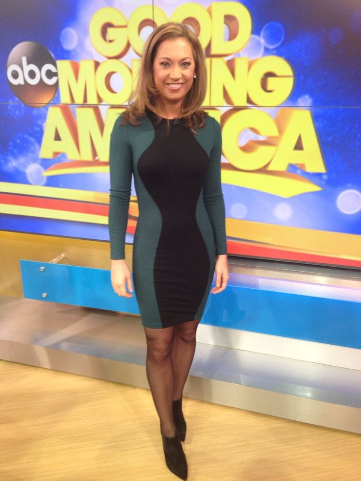 Sexy pics of ginger zee